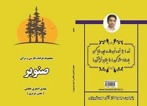کتاب صنوبر معین تبریزی